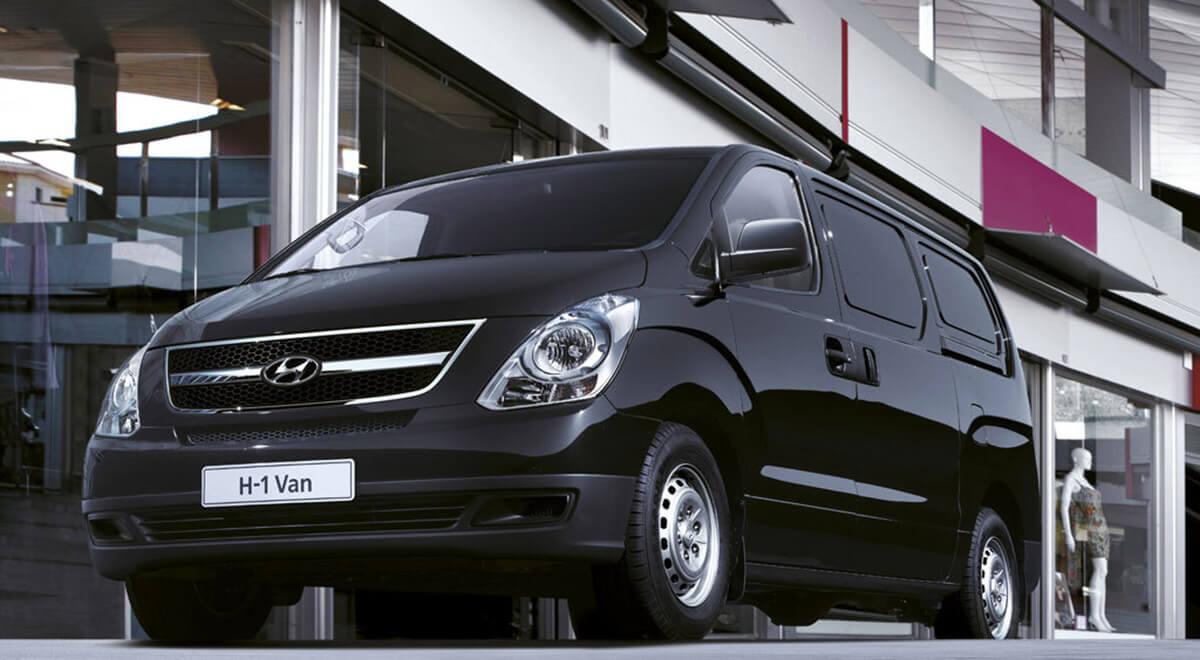 Hyundai H1 Minibus / Catenaro Automotores